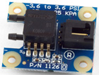 Phidgets Differential Gas Pressure Sensor � 25kPa (1126)